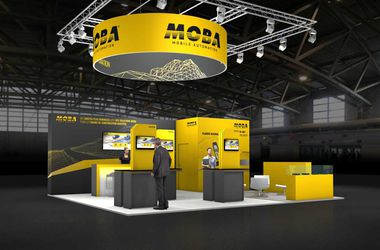 Intermat MOBA Stand 6 H 028